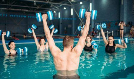 Aqua Zumba - Water workout