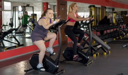 Best Exercise For Overweight Female - biking
