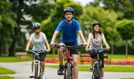 How To Lose A Pound A Day- daily exercise of biking