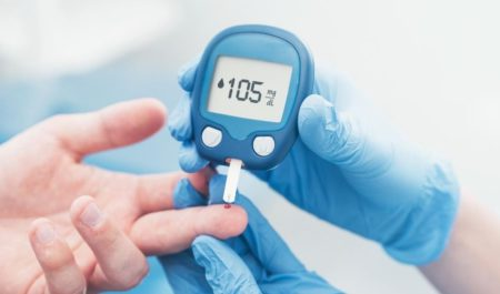 Clinical Exercise Physiologist - diabetes test