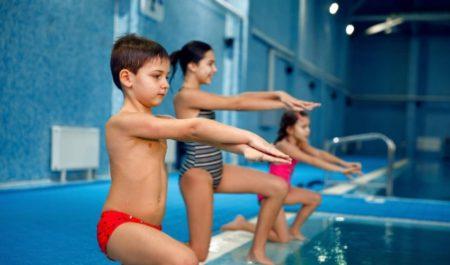 Aqua Zumba - swimming workout