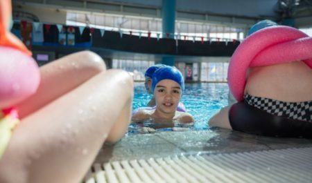 Best Exercise For Overweight Female - swimming
