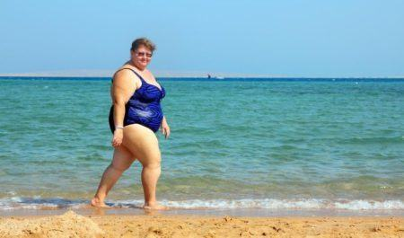 Best Exercise For Overweight Female - walking