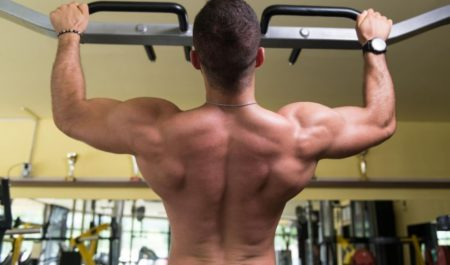 Pull-Up VS Chin-Up - wider shoulder width