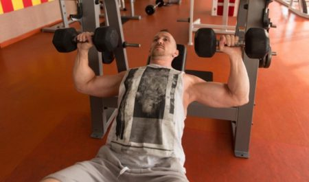 Chest And Tricep Workouts - Chest Fly