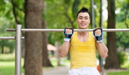 Bodyweight Back Exercises - Chin-Ups