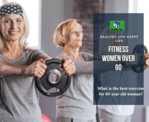 Fitness Women Over 60
