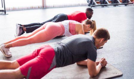 Shoulder Workouts For Women - Plank Shoulder