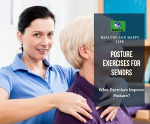 Posture Exercises For Seniors - Posture Exercises For Seniors
