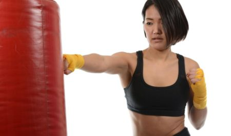 Exercises For Underarm Fat - Punches