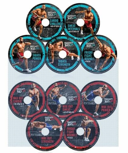 Insanity Pure Cardio - The Beachbody DVDs