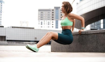 Leg And Arm Workouts - Triceps workout