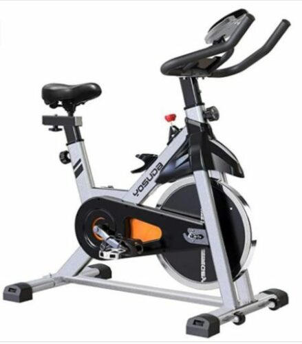 YOSUDA Indoor Upright Exercise Bike