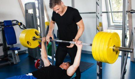 Bench Press Workout Routine - bench press workout