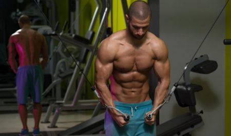 Chest And Tricep Workouts - cable chest and triceps