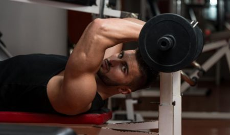 Chest And Tricep Workouts - chest and triceps