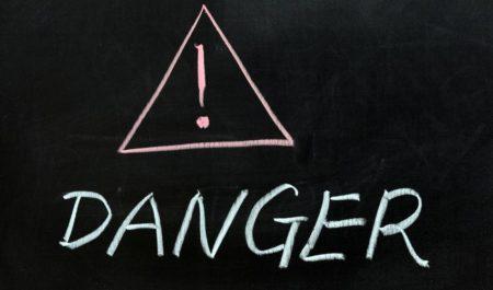 Incline Barbell Bench Press - dangerous