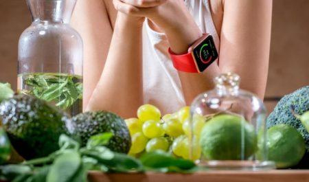 Fit Female Body - green diet