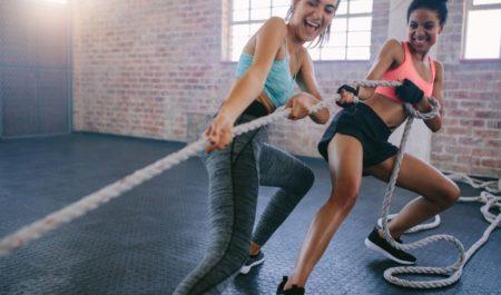Does Sweating Burn Calories - intense workouts
