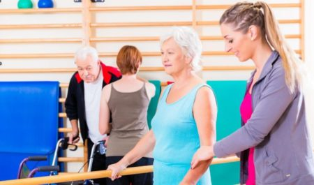 Geriatric Physical Therapy Exercises - therapy exercises