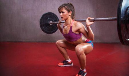 Side Step Ups - popular squat form
