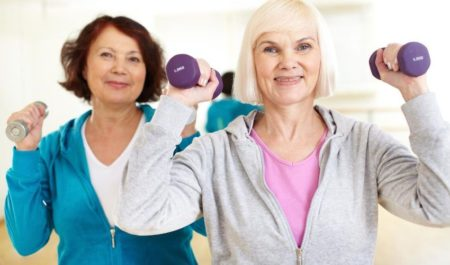 Geriatric Physical Therapy Exercises - stronger workout