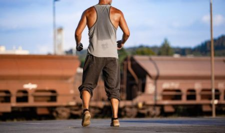 Does Sweating Burn Calories - sweating with exercise