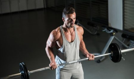 Pull-Up Alternative - the biceps workout