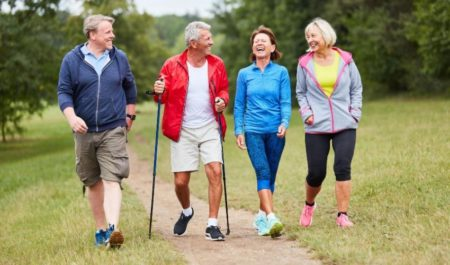 Geriatric Physical Therapy Exercises - walking