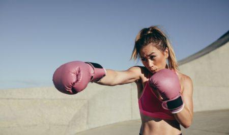 Upper Body Cardio - Boxing