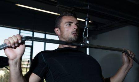 Close Grip Pulldown workout