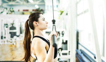 Wide Grip Pulldown - Close Grip Pulldown workout