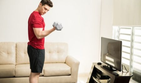 Cable Bicep Curl - Dumbbell Curl