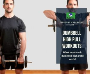 Dumbbell High Pull