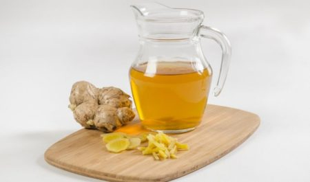 Flat Belly Tea - Ginger extract for tea