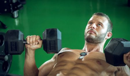 Inner Chest Workout - Hammer Squeeze Press