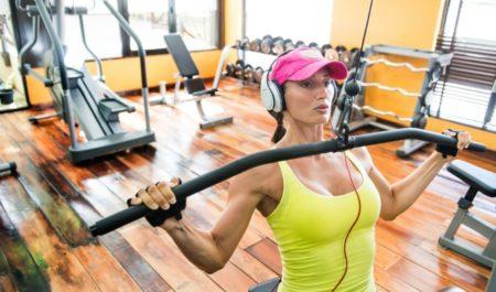Close Grip Pulldown - Lat Pulldown workout