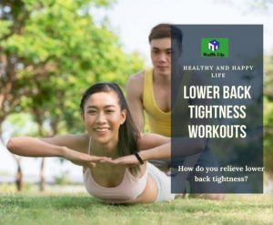 Lower Back Tightness