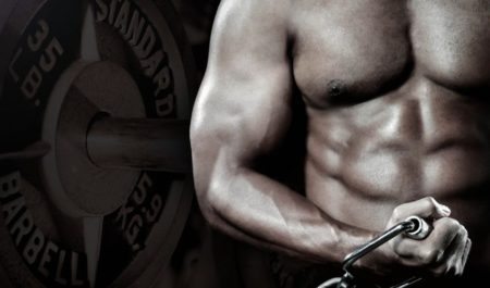 Cable Bicep Curl - Single arm Bicep Curl workout