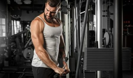 Wide Grip Pulldown - Straight Arm Pulldown
