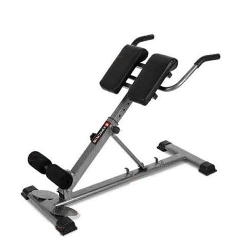 back extension machine - Roman Chair Back Hyperextension