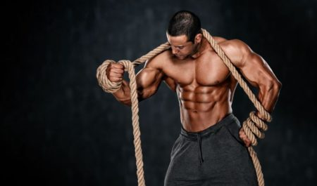 Shoulder Press Machine - build upper traps muscles