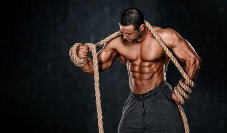 Shoulder Press Machine - build upper traps muscles