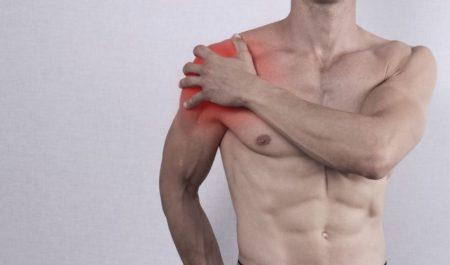 Dumbbell High Pull - shoulder injury