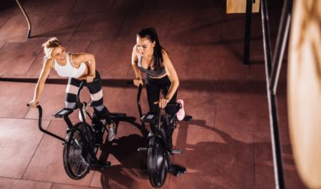 Upper Body Cardio - wheelchairs workout