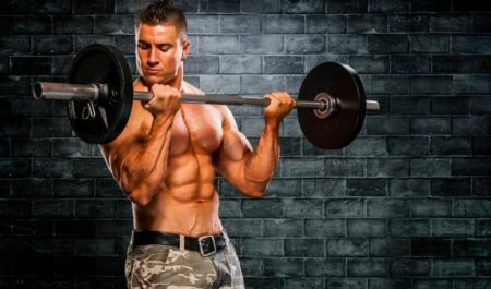 Reverse Barbell Curl - Barbell Curl