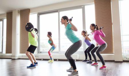 Hip Hinge Exercises - Barbell Squat