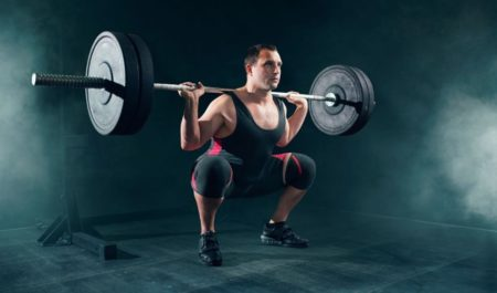 Barbell Hack Squat - Barbell Squat