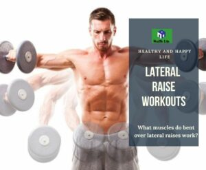 Bent Over Lateral Raise