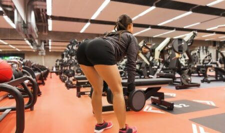 Lateral Raise Machine - Bent Over Lateral Raise